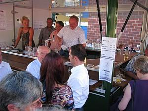 Förderverein der Bäder der Stadt Friedrichsthal - Stadtfest 2009