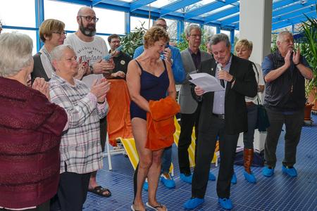 Eröffnung und Begrüßung durch Bgm. Rolf Schultheis