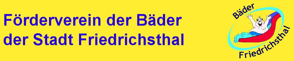 Förderverein der Bäder der Stadt Friedrichsthal